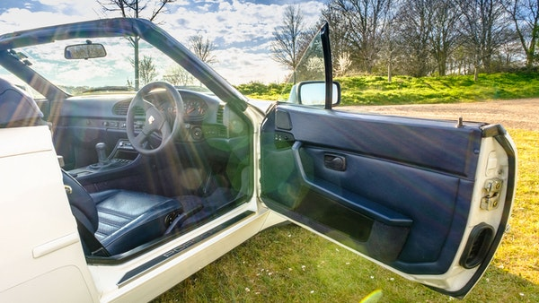 RESERVE LOWERED - 1992 Porsche 944 S2 Cabriolet For Sale (picture 31 of 154)