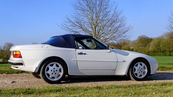 RESERVE LOWERED - 1992 Porsche 944 S2 Cabriolet For Sale (picture 53 of 154)