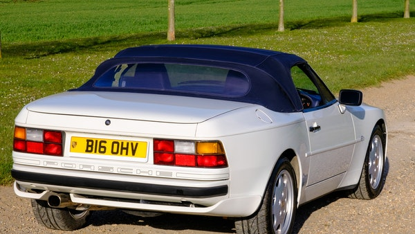 RESERVE LOWERED - 1992 Porsche 944 S2 Cabriolet For Sale (picture 46 of 154)