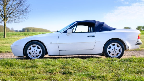 RESERVE LOWERED - 1992 Porsche 944 S2 Cabriolet For Sale (picture 49 of 154)