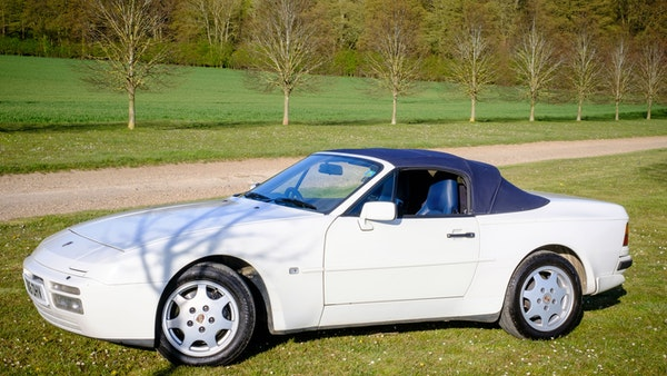 RESERVE LOWERED - 1992 Porsche 944 S2 Cabriolet For Sale (picture 41 of 154)