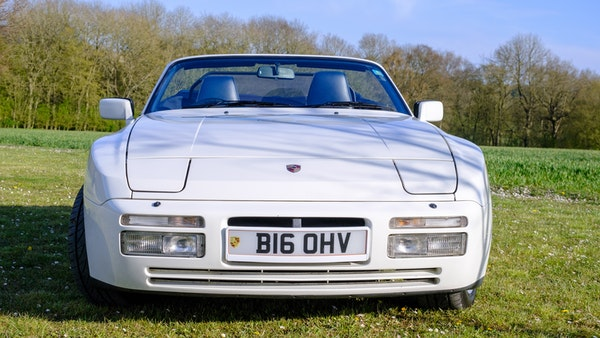 RESERVE LOWERED - 1992 Porsche 944 S2 Cabriolet For Sale (picture 6 of 154)