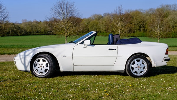 RESERVE LOWERED - 1992 Porsche 944 S2 Cabriolet For Sale (picture 7 of 154)