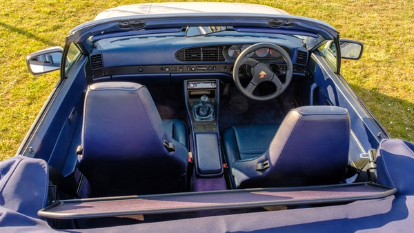 RESERVE LOWERED - 1992 Porsche 944 S2 Cabriolet For Sale (picture 32 of 154)