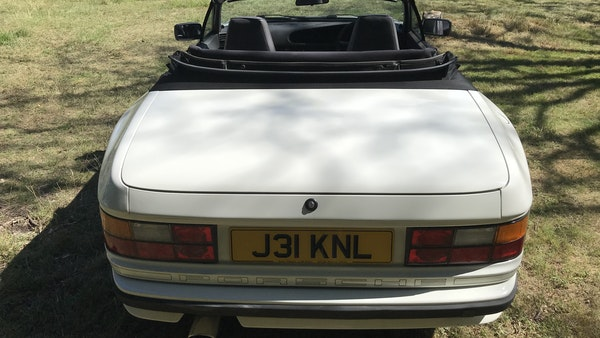 1992 Porsche 944 S2 Cabriolet For Sale (picture 8 of 70)