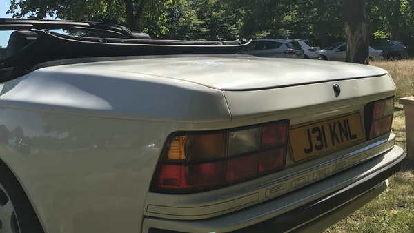 1992 Porsche 944 S2 Cabriolet For Sale (picture 59 of 70)