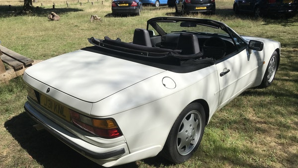 1992 Porsche 944 S2 Cabriolet For Sale (picture 16 of 70)