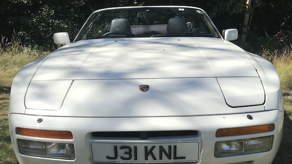1992 Porsche 944 S2 Cabriolet For Sale (picture 3 of 70)