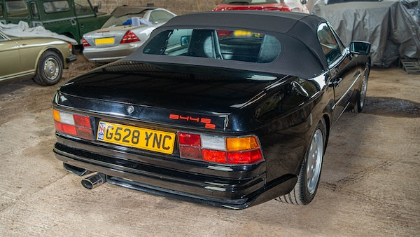 1989 Porsche 944 S2 Convertible For Sale (picture 35 of 97)