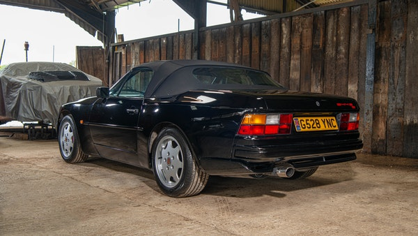 1989 Porsche 944 S2 Convertible For Sale (picture 25 of 97)