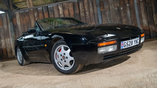 1989 Porsche 944 S2 Convertible For Sale (picture 7 of 97)