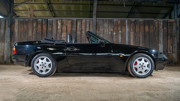 1989 Porsche 944 S2 Convertible For Sale (picture 14 of 97)
