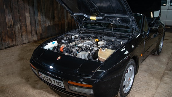 1989 Porsche 944 S2 Convertible For Sale (picture 74 of 97)