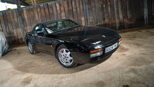 1989 Porsche 944 S2 Convertible For Sale (picture 8 of 97)