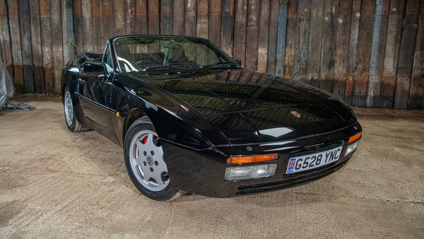 1989 Porsche 944 S2 Convertible For Sale (picture 4 of 97)