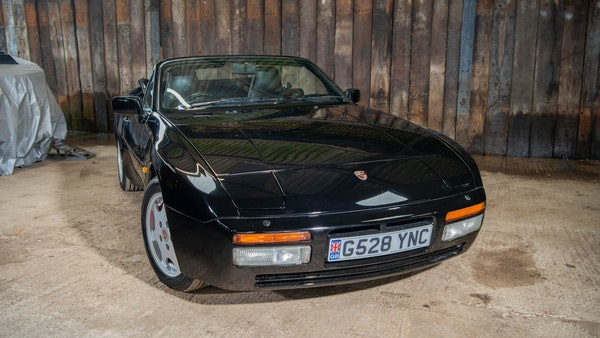 1989 Porsche 944 S2 Convertible For Sale (picture 5 of 97)