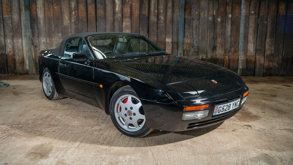1989 Porsche 944 S2 Convertible For Sale (picture 6 of 97)