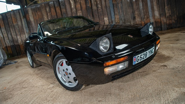 1989 Porsche 944 S2 Convertible For Sale (picture 16 of 97)