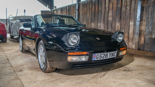 1989 Porsche 944 S2 Convertible For Sale (picture 9 of 97)