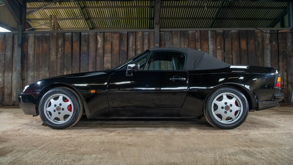 1989 Porsche 944 S2 Convertible For Sale (picture 29 of 97)