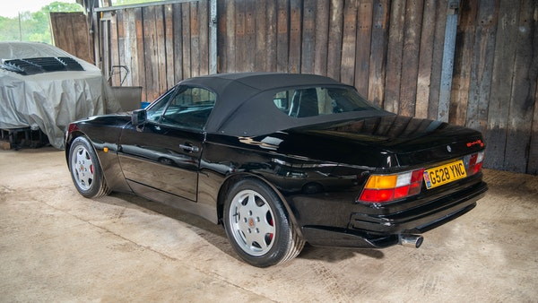 1989 Porsche 944 S2 Convertible For Sale (picture 30 of 97)