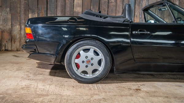 1989 Porsche 944 S2 Convertible For Sale (picture 21 of 97)