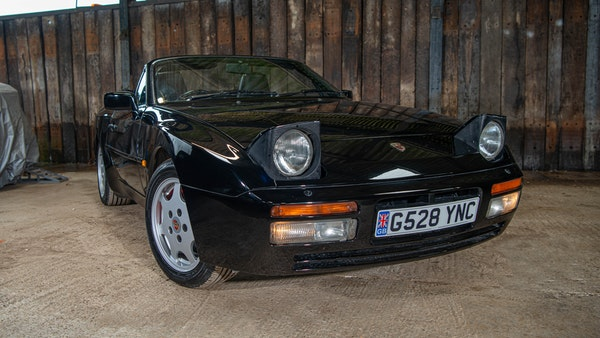 1989 Porsche 944 S2 Convertible For Sale (picture 1 of 97)