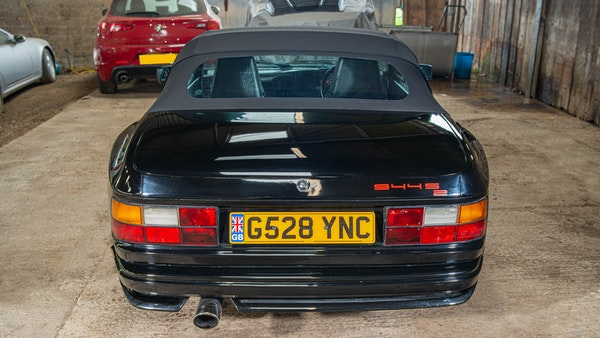 1989 Porsche 944 S2 Convertible For Sale (picture 34 of 97)
