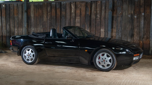 1989 Porsche 944 S2 Convertible For Sale (picture 15 of 97)