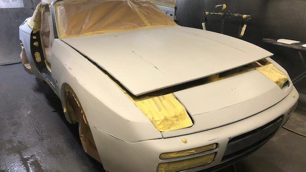 1989 Porsche 944 S2 Convertible For Sale (picture 79 of 97)