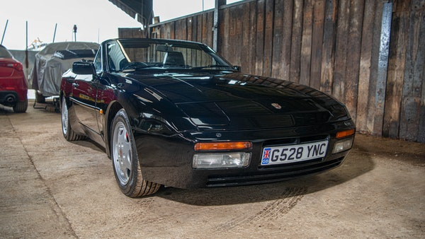 1989 Porsche 944 S2 Convertible For Sale (picture 12 of 97)