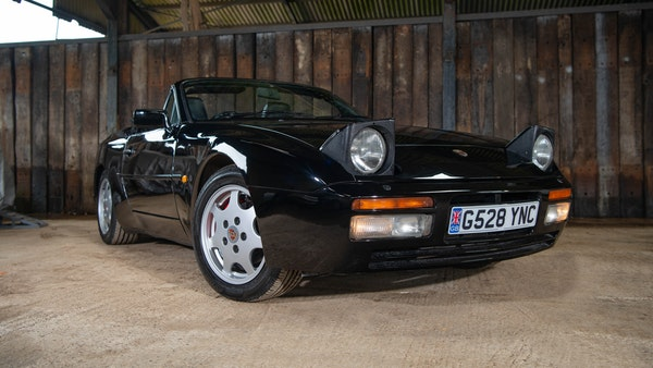 1989 Porsche 944 S2 Convertible For Sale (picture 18 of 97)