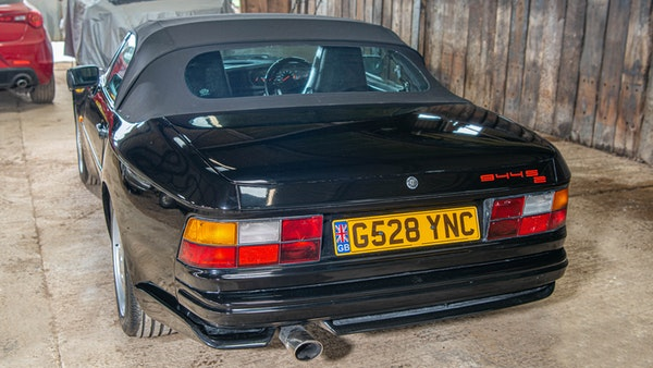 1989 Porsche 944 S2 Convertible For Sale (picture 31 of 97)