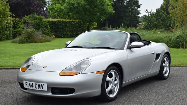RESERVE LOWERED - 1997 Porsche Boxster For Sale (picture 1 of 87)
