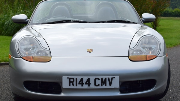 RESERVE LOWERED - 1997 Porsche Boxster For Sale (picture 17 of 87)