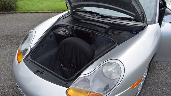 RESERVE LOWERED - 1997 Porsche Boxster For Sale (picture 40 of 87)