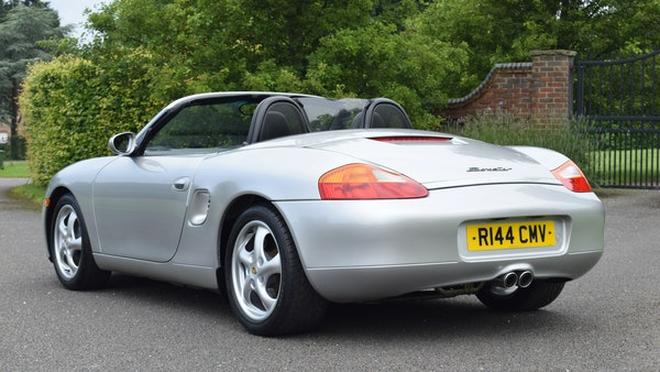 RESERVE LOWERED - 1997 Porsche Boxster For Sale (picture 7 of 87)