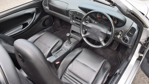 RESERVE LOWERED - 1997 Porsche Boxster For Sale (picture 23 of 87)