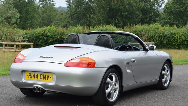 RESERVE LOWERED - 1997 Porsche Boxster For Sale (picture 10 of 87)
