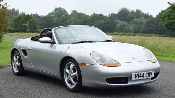 RESERVE LOWERED - 1997 Porsche Boxster For Sale (picture 15 of 87)