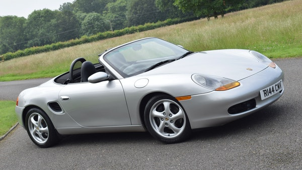 RESERVE LOWERED - 1997 Porsche Boxster For Sale (picture 13 of 87)