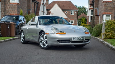 RESERVE LOWERED - 1998 Porsche Carrera 3.4 Tiptronic