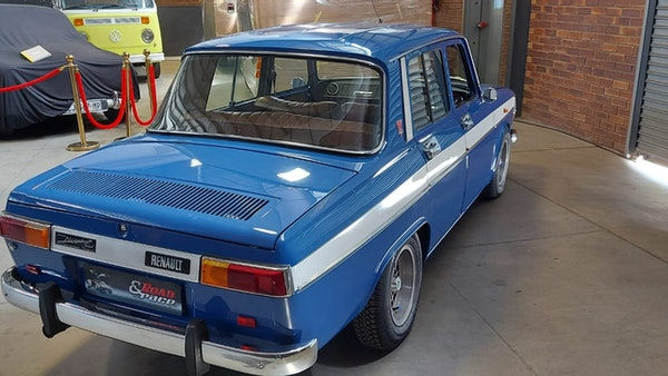 RESERVE LOWERED - 1968 Renault 10 Alconi For Sale (picture 5 of 52)