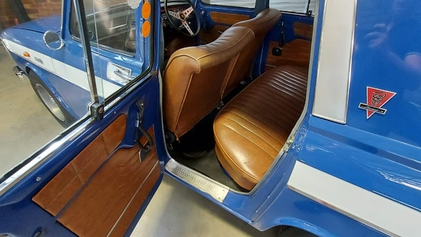 RESERVE LOWERED - 1968 Renault 10 Alconi For Sale (picture 17 of 52)