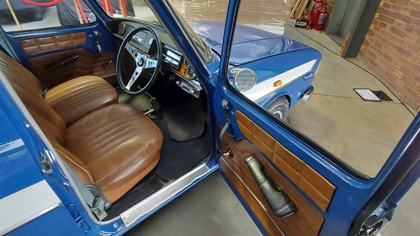 RESERVE LOWERED - 1968 Renault 10 Alconi For Sale (picture 22 of 52)