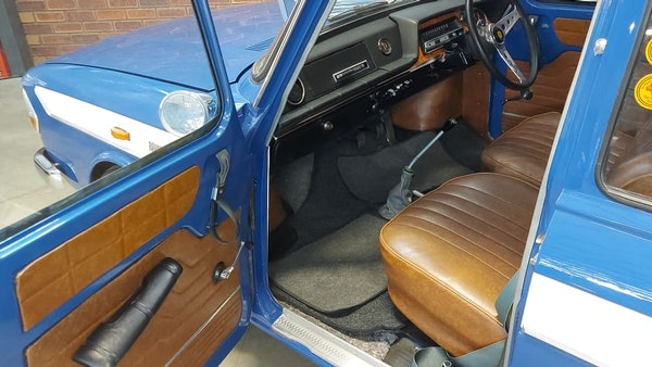 RESERVE LOWERED - 1968 Renault 10 Alconi For Sale (picture 24 of 52)