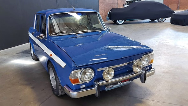 RESERVE LOWERED - 1968 Renault 10 Alconi For Sale (picture 1 of 52)
