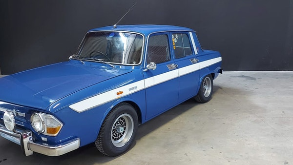 RESERVE LOWERED - 1968 Renault 10 Alconi For Sale (picture 8 of 52)