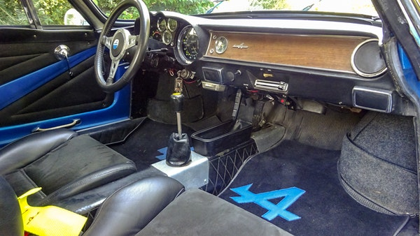 1975 Renault Alpine A110 LHD For Sale (picture 30 of 124)
