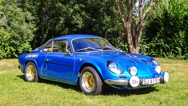 1975 Renault Alpine A110 LHD For Sale (picture 21 of 124)